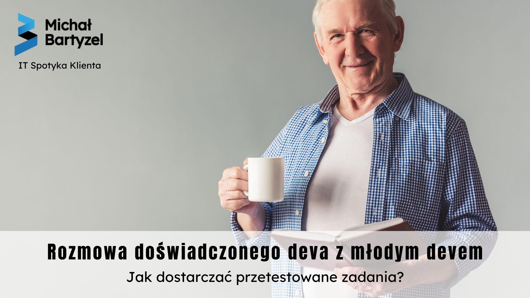 Read more about the article Jak dostarczać przetestowane zadania?