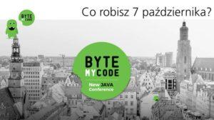 Read more about the article Byte My Code 7. października
