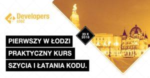 Dzięki za 4Developers w Łodzi!