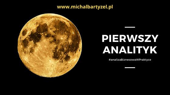 Pierwszy analityk
