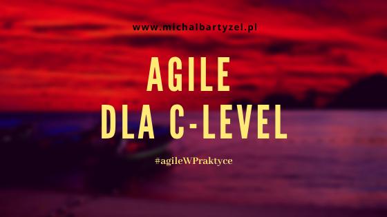 Agile dla C-level