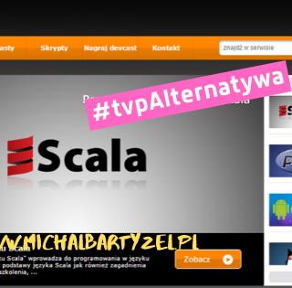 Programowanie w języku Scala #tvpAlternatywa