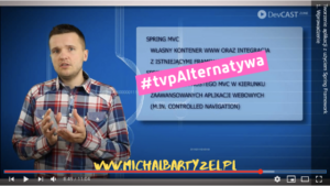 Read more about the article tvpAlternatywa: Spring Framework